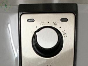 núm chỉnh nhiệt độ nồi chiên không dầu Kenta