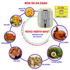 món ăn đa dạng